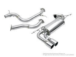 NEUSPEED Stainless Steel Cat-Back Exhaust