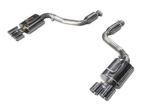 AWE Track And Touring Edition Exhaust - Panamera 2/4