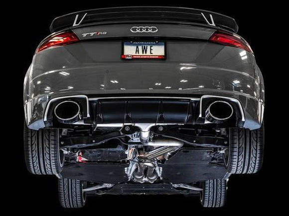 AWE Track Edition Exhaust - Audi 8S Mk3 TTRS | 2.5T