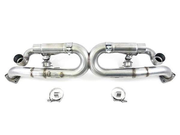 AWE SwitchPath Exhaust - 991 Carrera (w/ PSE