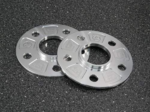 Wheel Hub Adapter Spacers by 42DD 57.1mm to 66.56mm (5x112)