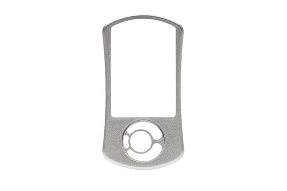 Cobb Accessport V3 Faceplate - Stealth Silver