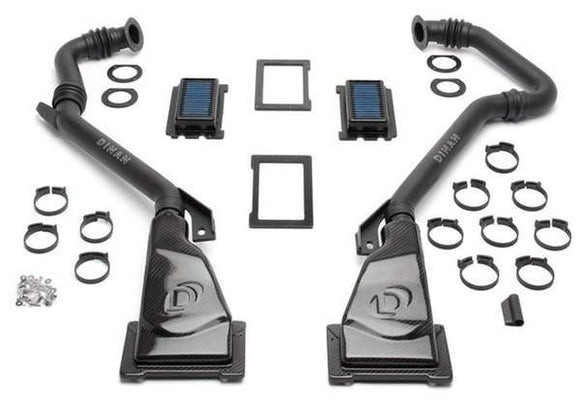 Dinan Carbon Fiber Intake and Strut tower Brace for BMW | F10 | 550i xDrive | N63 ('11-'13)