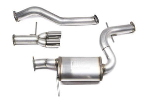 "42 Draft Designs MK6 Jetta GLI 3"" Cat-Back Exhaust System"