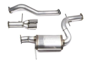 "42 Draft Designs MK6 Jetta GLI 3"" Turbo-Back Exhaust System"