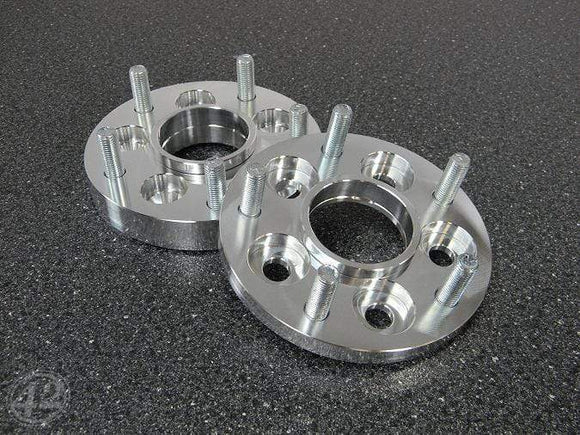 42 Draft Wheel Adapters | 5x112 to 5x114.3