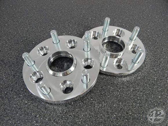 42 Draft Wheel Adapters | 5x100 to 5x130