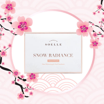 [CNY SALES] Snow Radiance