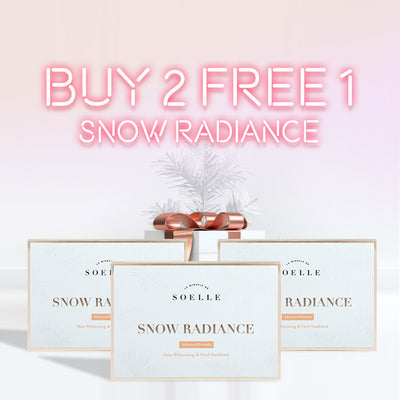 [CHRISTMAS SALES] Snow Radiance - BUY 2 GET 1 FREE