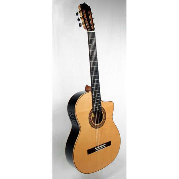 MTZ MFG-RS CE Guitarra Flamenca Martinez Palosanto MTZ MFG-RS CE EQ Fishman PSY-301