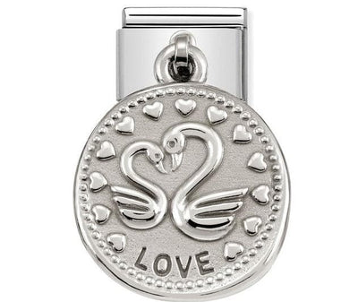 331804-08  CHARMS WISHES   08 LOVE - R. Mc Cullagh Jewellers