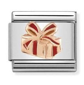 430203-03  RELIEFst enamel  03 Gift with Red Enamel - R. Mc Cullagh Jewellers