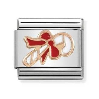 430203-04  RELIEFst enamel  04 Candy Cane - R. Mc Cullagh Jewellers