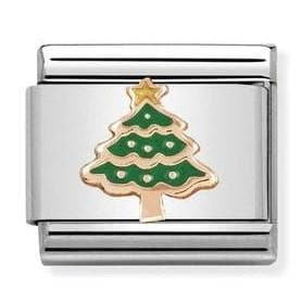430203-05  RELIEFst enamel  05 Christmas Tree - R. Mc Cullagh Jewellers