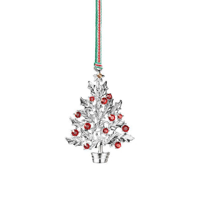 Holly Tree Hanging Decoration - R. Mc Cullagh Jewellers