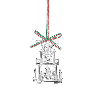 Vintage Christmas Hanging Decoration - R. Mc Cullagh Jewellers