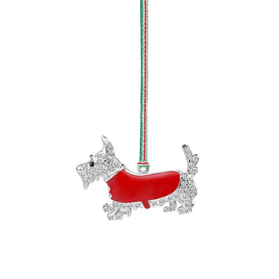 Scottie Dog Hanging Decoration - R. Mc Cullagh Jewellers