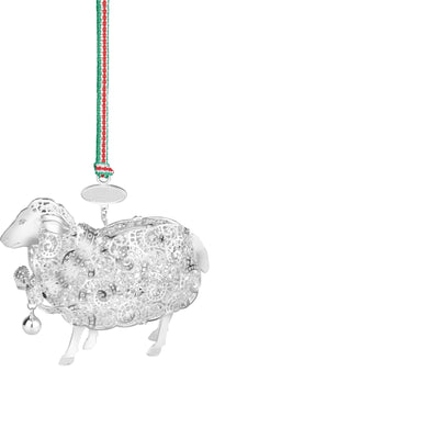 Sheep Hanging Decoration - R. Mc Cullagh Jewellers