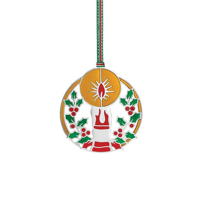 Festive Candle Decoration - R. Mc Cullagh Jewellers