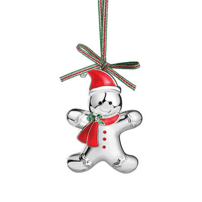 Gingerbread Man Decoration - R. Mc Cullagh Jewellers