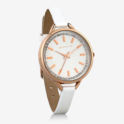 CS14655W Ladies Watch Round Face - R. Mc Cullagh Jewellers