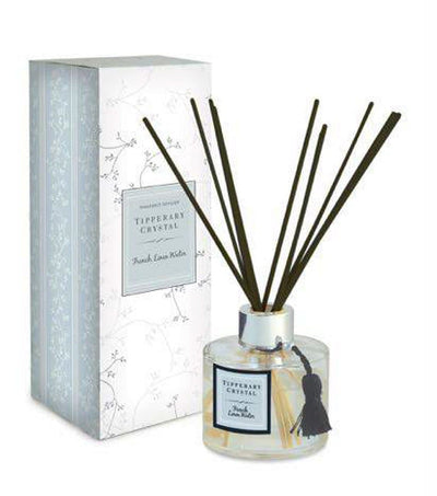 TIPPERARY CRYSTAL French Linen Water Fragranced Diffuser Set - R. Mc Cullagh Jewellers