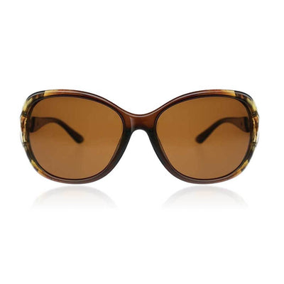 Tipperary Crystal Riviera Sunglasses Brown - R. Mc Cullagh Jewellers