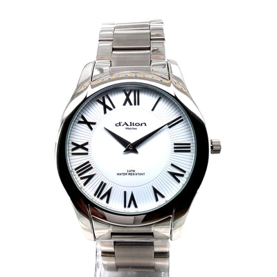 D'alton gents watch slim case watch - R. Mc Cullagh Jewellers