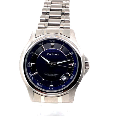 D'alton Gents watch mechanical movement - R. Mc Cullagh Jewellers