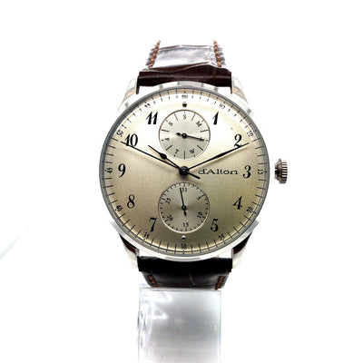 D'alton Gents watch multi dial leather strap - R. Mc Cullagh Jewellers