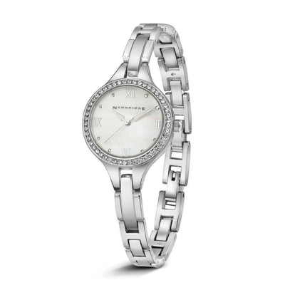 Ladies Silverplated Watch Clear - R. Mc Cullagh Jewellers