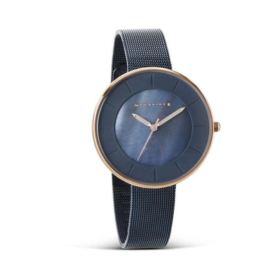 Ladies Watch Blue Strap - R. Mc Cullagh Jewellers