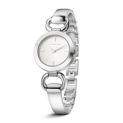 Ladies Watch with Solid Bracelet - R. Mc Cullagh Jewellers
