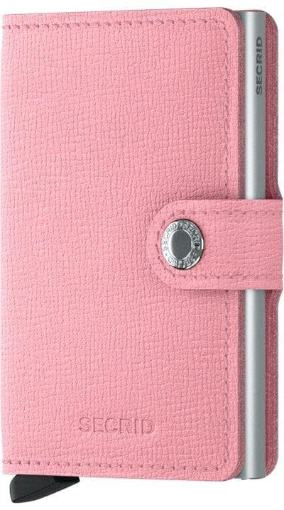 Secrid Miniwallet Crisple Pink - R. Mc Cullagh Jewellers