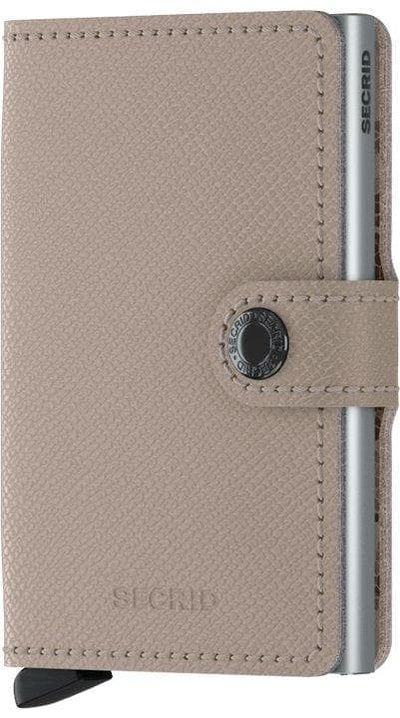 Secrid Miniwallet Crisple Taupe Camo - R. Mc Cullagh Jewellers