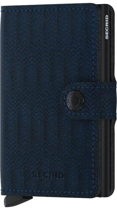 Secrid Miniwallet Dash Navy - R. Mc Cullagh Jewellers