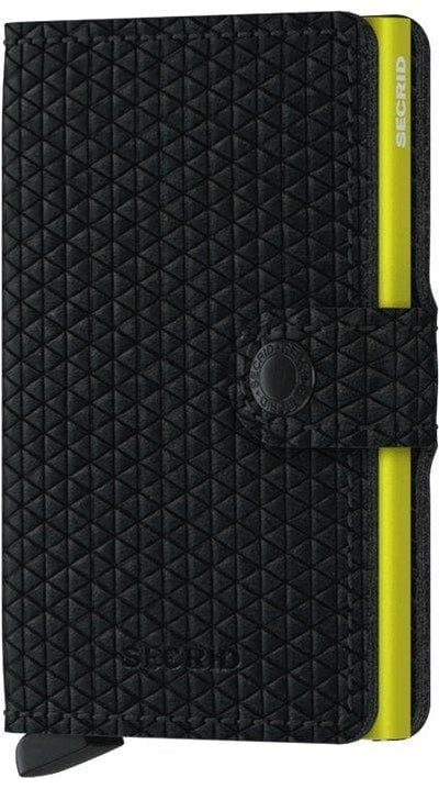 Secrid Miniwallet Diamond Black - R. Mc Cullagh Jewellers