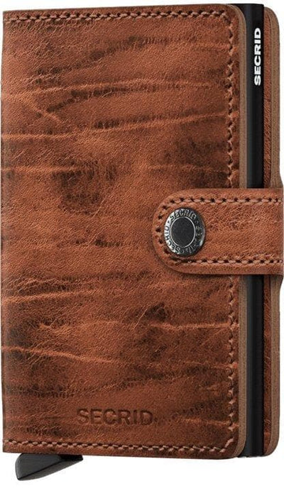 Secrid Miniwallet Dutch Martin Whiskey - R. Mc Cullagh Jewellers