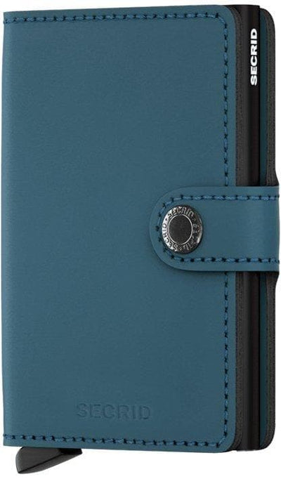 Secrid Miniwallet Matte Petrol - R. Mc Cullagh Jewellers