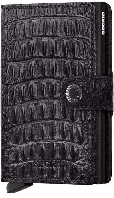 Secrid Miniwallet Nile Black - R. Mc Cullagh Jewellers