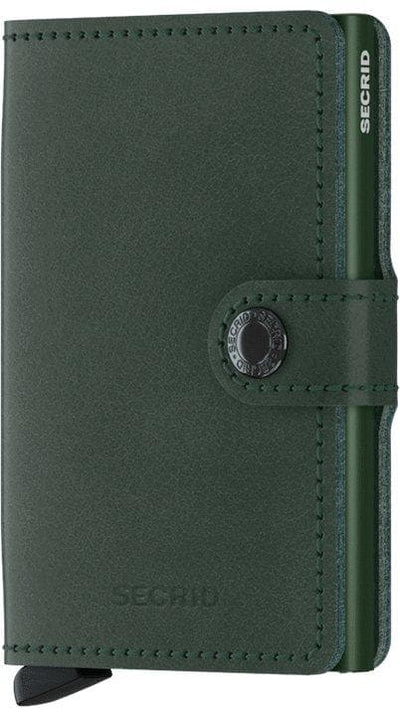 Secrid Miniwallet Original Green - R. Mc Cullagh Jewellers