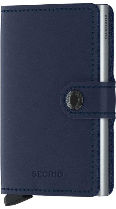 Secrid Miniwallet Original Navy - R. Mc Cullagh Jewellers