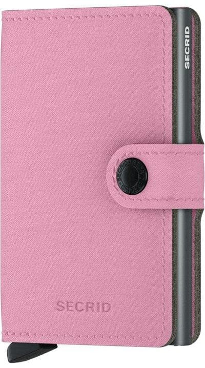 Secrid Miniwallet Yard Rose Non Leather - R. Mc Cullagh Jewellers