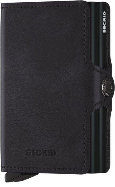 Secrid Twinwallet Vintage Black - R. Mc Cullagh Jewellers