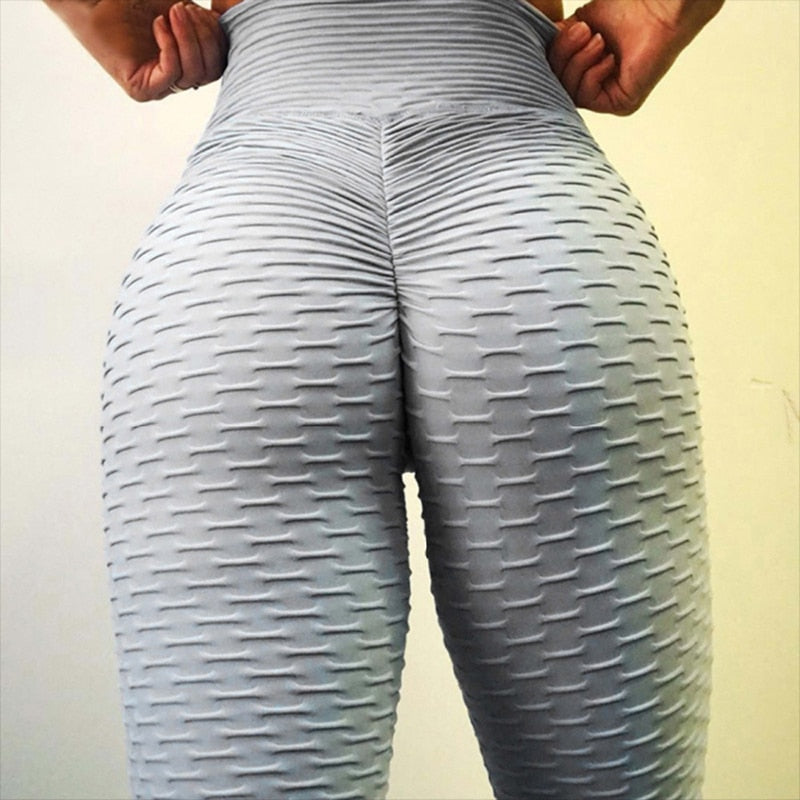 High Waist Push Up Yoga Pants Sport Leggings