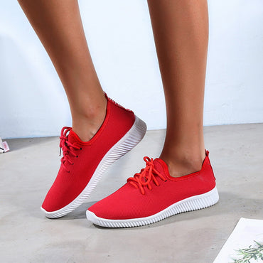 Casual Mesh Light Bottom Sneakers