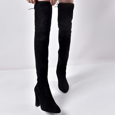Thigh High Over the Knee Boot