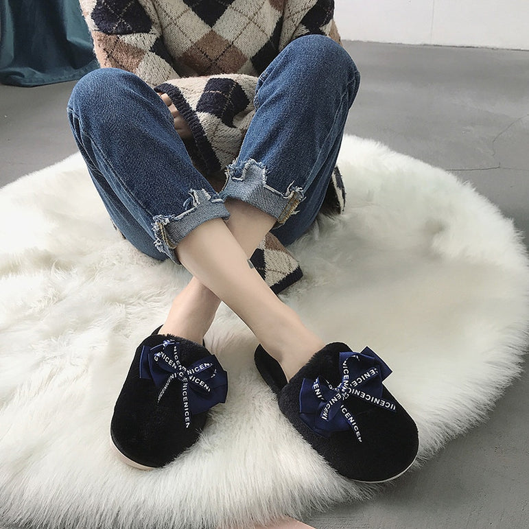 Faux Fur Warm Winter Slipper