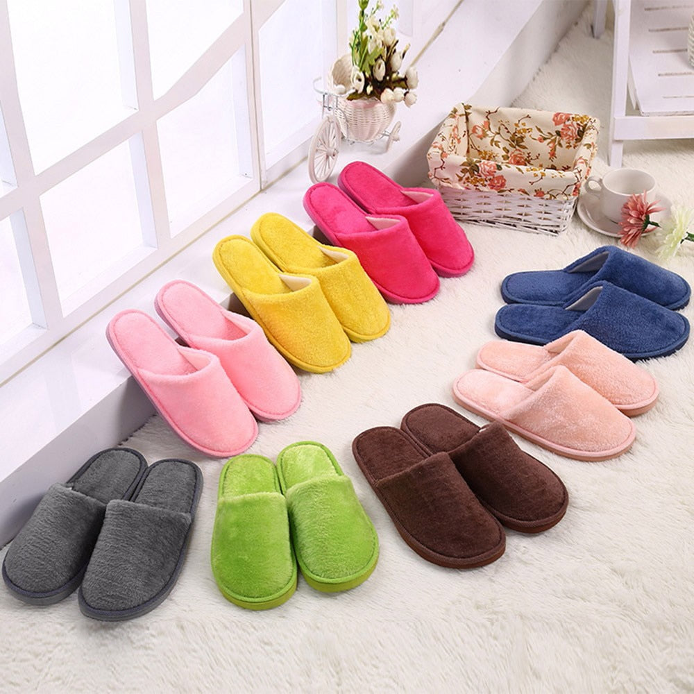 Plush Soft Winter Slipper