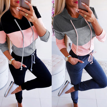 Long Sleeves Girl Pullovers Winter Fashion Hooded